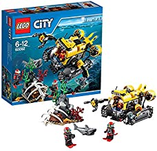 Lego City - 60092 - Jeu De Construction - Le Sous-marin