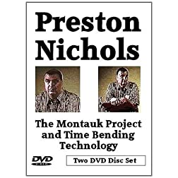 Preston Nichols: The Montauk Project and Time Bending Technology