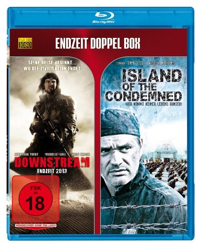 Endzeit Doppel BD: Downstream / Island of Condemned [Blu-ray]