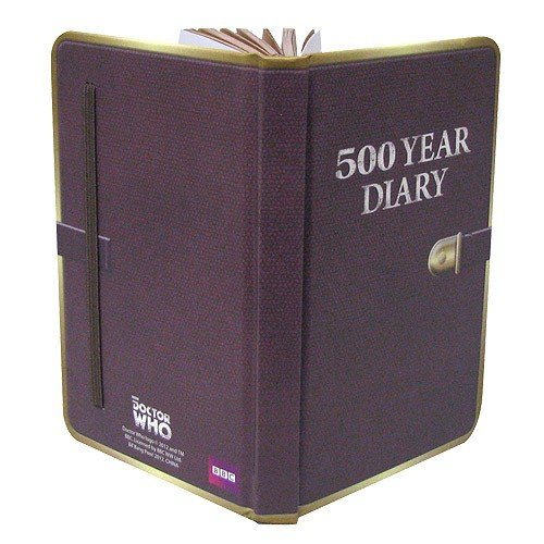 Doctor Who 50th Anniversary Journal by Other Manufacturer