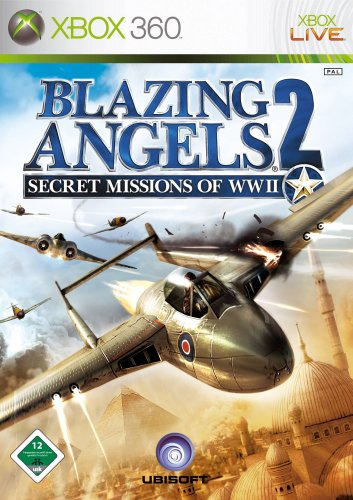 Blazing Angels 2 Secret Missions XBOX 360