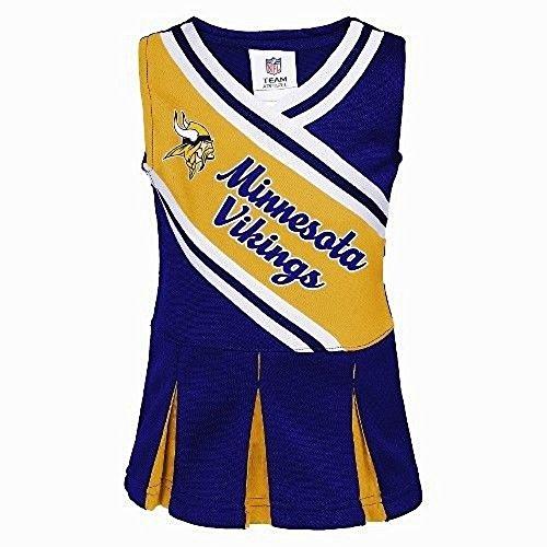 MINNESOTA VIKINGS Toddler - Cheerleader Dress