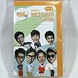 RUNNING MAN (ランニングマン - 韓国SBS人気バラエティ番組)/フォトメッセージカード30枚セット(K-POP/韓国製)