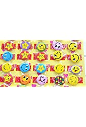 20 Smile Pins Badges Party Gift Favor #2