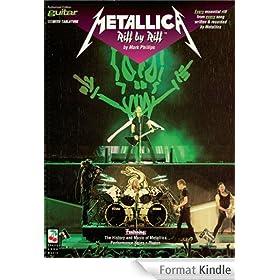 Metallica - Riff by Riff - Guitar