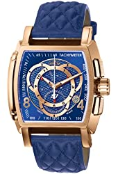 Invicta Men's 5661 S1 Collection Rose Gold-Tone Chronograph Watch