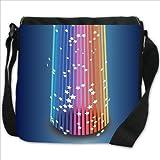 Starlight Express Small Denim Shoulder Bag / Handbag