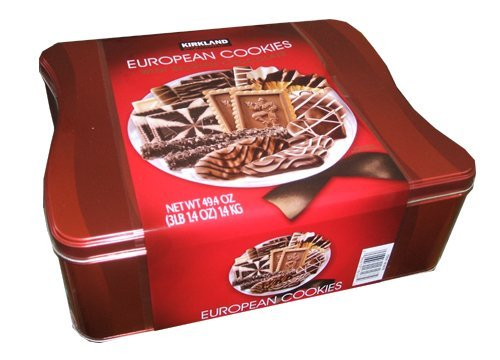 European Cookies  Belgian Chocolate 15 Varieties