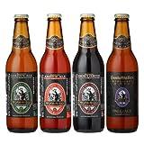 """これまでのビールを""""水""""に感じる衝撃の味!【金・赤・黒、香り豊かな4種のビール8本セット】"""