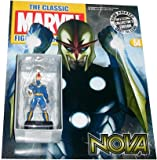 Various Classic Marvel Figurine Collection 54 Nova