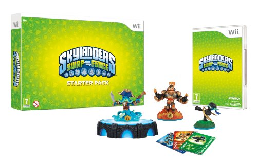Skylanders Swap Force - Starter Pack  galerija
