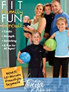 Fit Family Fun: Circuit with Tonya Larson