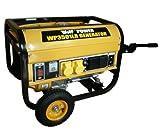 Wolf WP3501LR, 3200 Watt, 7HP, 4 KVA, 110v/240v Petrol Generator