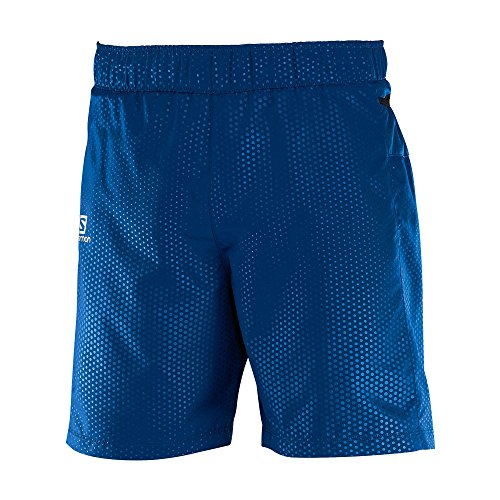 Salomon Trail Runner Short midnight blue