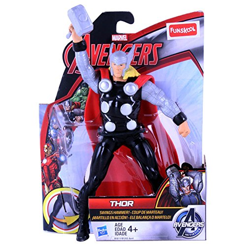 """Avengers 6"""" Mighty Battlers Figure Thor"""