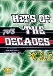 DVD Karaok� Hits Of The Decades Vol....