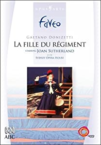 Donizetti: La Fille Du Regiment [DVD] [2010]