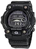 G-SHOCK The G-Rescue Solar Powered Watch in Black,Watches for Unisex