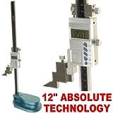 "iGaging 12"" / 300mm Digital Electronic Height Gauge w/Absolute Origin"