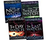 Sergei Lukyanenko Night Watch Trilogy 4 Books Collection Pack Set RRP: £34.68 (The Last Watch, The Day Watch, The Twilight Watch, The Night Watch) Sergei Lukyanenko