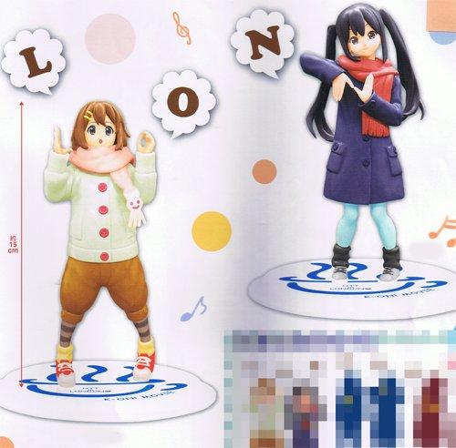 映画「けいおん!」DXフィギュア~いちっ!~ 全2種セット