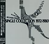SINGLE COLLECTION 1972-1980(reissue) by RICHARD PINHAS [Music CD]