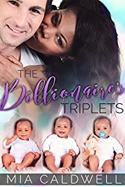 The Billionaire's Triplets - Book 1 (A Steamy Contemporary Romance Novel)