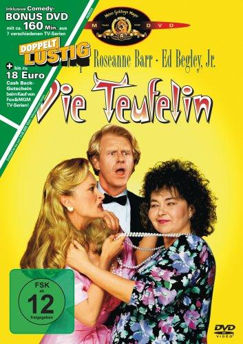 Die Teufelin (+ Bonus DVD TV-Serien)