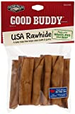 Good Buddy 10 Count 2 USA Mini Rolls Treat for Pets, 3-Inch