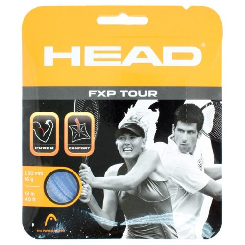 FXP Tour Liquid Blue 16G Tennis String