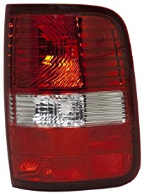 OE Replacement Ford F-150 Passenger Side Taillight Assembly (Partslink Number FO2801182)