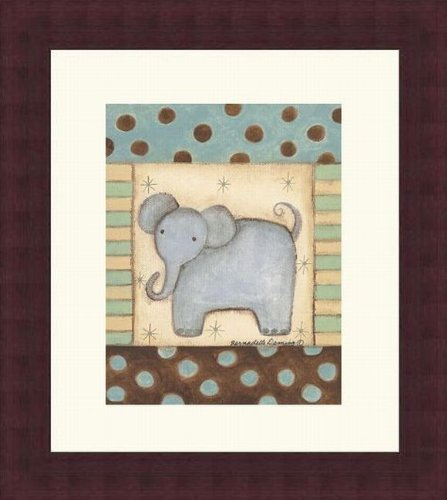 Barewalls Wall Decor by Bernadette Deming, Baby Elephant