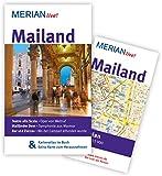 Mailand: MERIAN live! - Mit Kartenatlas im Buch und Extra-Karte zum Herausnehmen