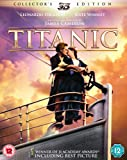 Titanic - Collector's Edition (Blu-ray 3D + Blu-ray) [1997]