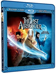 The Last Airbender (Blu-Ray/DVD Combo + Digital Copy)