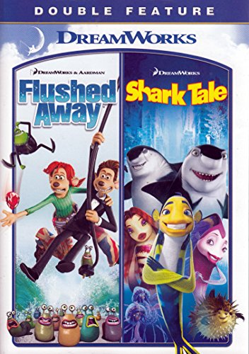 Flushed Away / Shark Tale (Dreamworks Double Feature) (Shark Tales 2 compare prices)