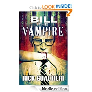Bill The Vampire (The Tome of Bill)