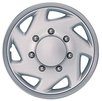 "Drive Accessories KT-317-16C/S, Ford, 16"" Chrome Finish Replica Wheel Cover, (Set of 4)"