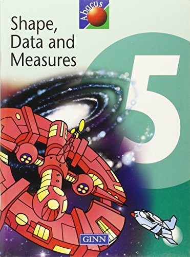 Textbook Shape, Data & Measures (New Abacus (1999))