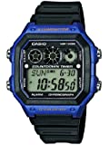 Casio - AE-1300WH-2AVEF - Collection - Montre Homme - Quartz Digital - Cadran Noir - Bracelet Résine Noir