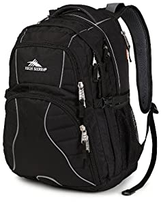 High Sierra Swerve Pack (Black, Black, Black)