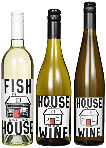 House Wine White Wine Mixed Pack (2Nd Edition), 3 X 750 Ml