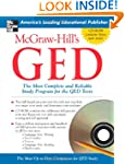 McGraw-Hill's GED W/ CD-ROM: The Most...