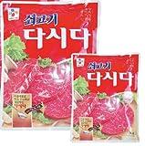 CJ 牛肉味ダシダ 1kg■韓国食品■韓国調味料■CJ