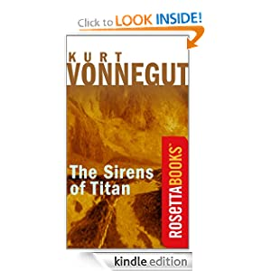 The Sirens of Titan (Kurt Vonnegut Series)