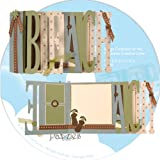 Pazzles CD 38: Word Books WPC Cutting Files