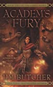 Academ's Fury (Codex Alera) by Jim Butcher cover image
