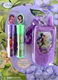 Disney Fairies Seeing Is Believing Cosmetic Lip Gloss and Stamper Set