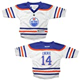 NHL Edmonton Oilers Eberle #14 Infant Hockey Jersey / Sweater 12-24M White at Amazon.com