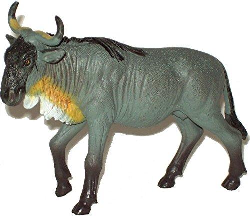 AAA 55036 Female Wildebeest - Realistic Toy African Wildlife Animal